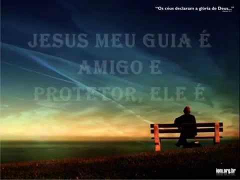 Jesus Meu Guia - Raiz Coral (play back c/letra)