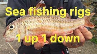 Sea Fishing Rigs - Wessex Rig