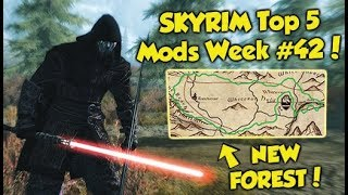 Skyrim Remastered Top 5 Mods of the Week #42 (Xbox One Mods)