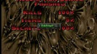 PSX Doom - Redemption Denied (and Ending)