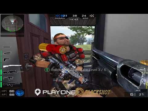 [_KatenKyokotsu @Blackshot ] Weapon Race For Fun XD