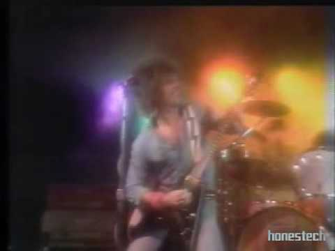 Bobby Hayden - Livin' Free on Daddy's Money - MTV with Martha Quinn