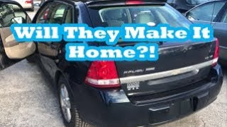 Picking Up The $864 Public Auction Cars - Good Or Bad?