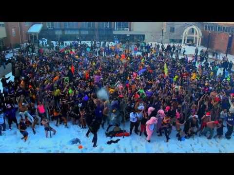 Wilfrid Laurier University - Official Harlem Shake Video