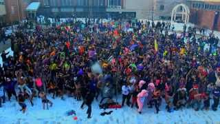 Wilfrid Laurier University - Official Harlem Shake Video
