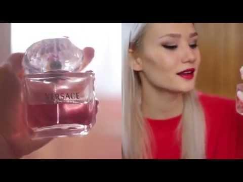Versace Bright Crystal (духи Версаче Брайт Кристалл, обзор)