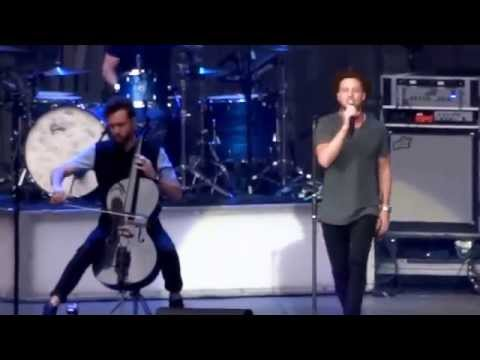 One Republic - Secrets -X Tour Ed Sheeran- Wembley Stadium- 10.7.15