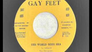 the ethiopians   the world goes ska   gay feet records