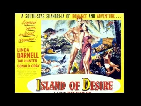 ISLAND OF DESIRE - Radio Interview with Tab Hunter and Linda Darnell