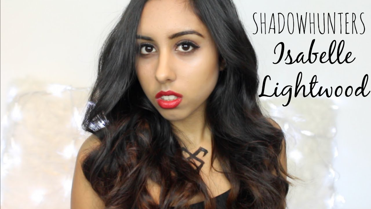 shadowhunters isabelle lipstick