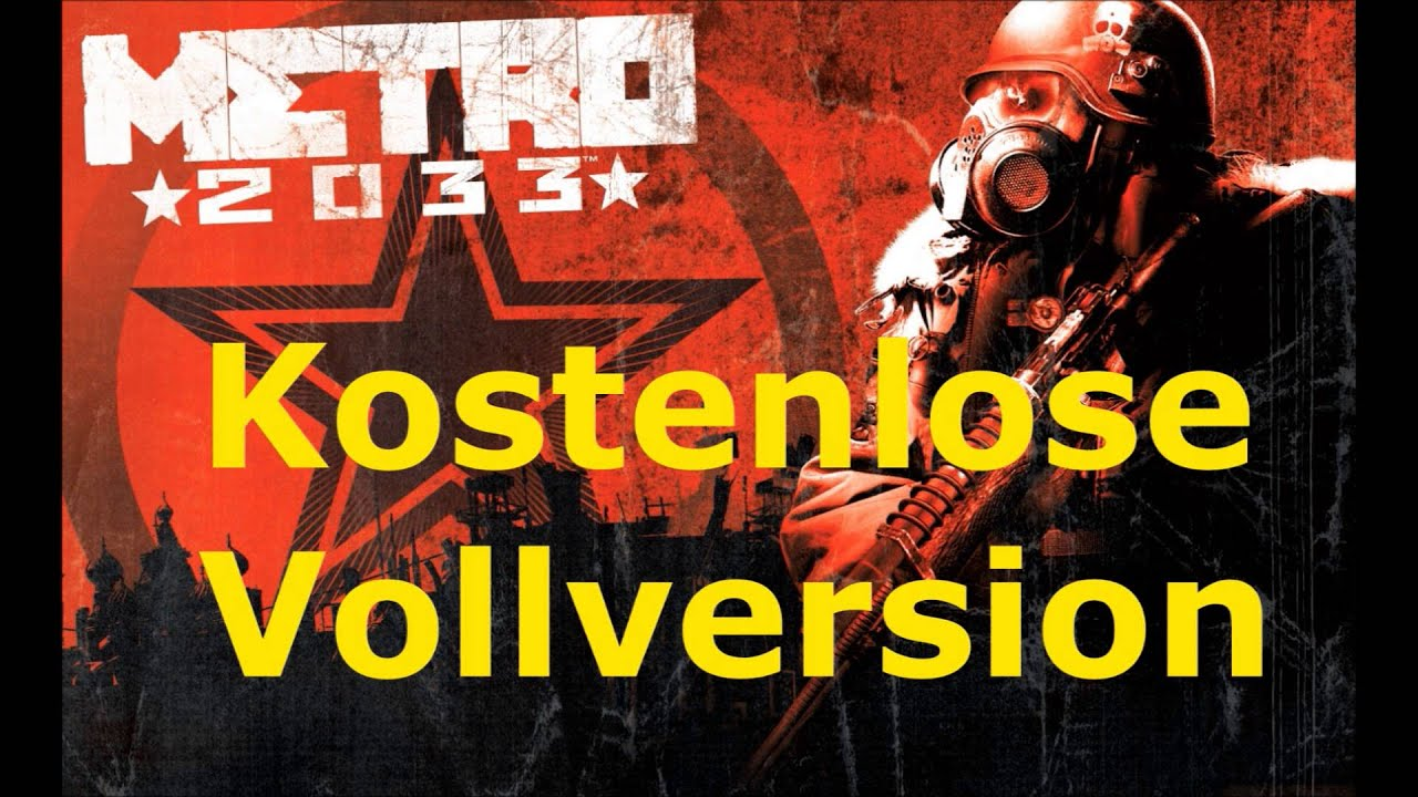 metro 2033 vollversion