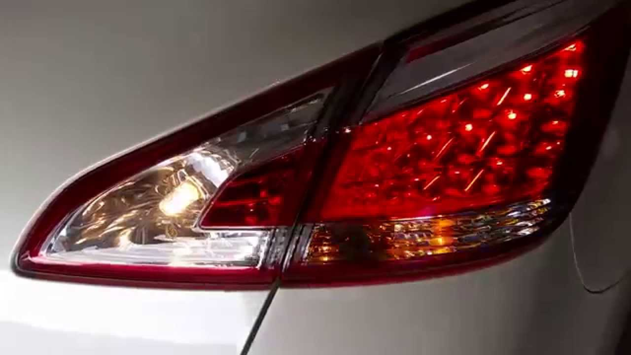2014 nissan murano suv testing tail lights after changing bulbs 2014 nissan murano suv testing tail lights after changing bulbs reverse turn signal vanachro Image collections