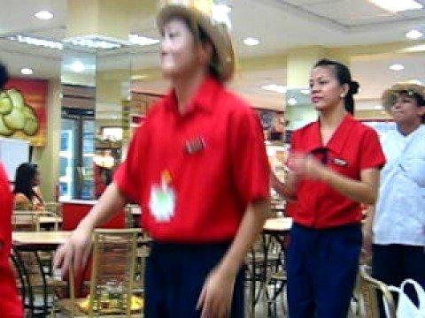 NE fast food Dancer