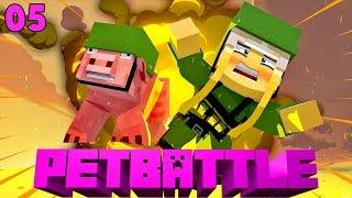 IN LETZTER SEKUNDE... ✿ Minecraft PetBattle #05 [Deutsch/HD]