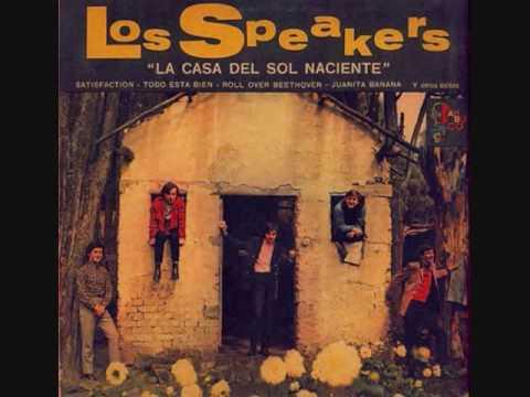 Los Speakers - La casa del sol naciente (1966)