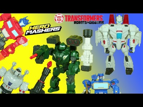 Transformers Bulkhead and Jetfire Hero Mashers Megatron Tricks to Join Deceptons Help Optimus from YouTube · Duration:  12 minutes 35 seconds