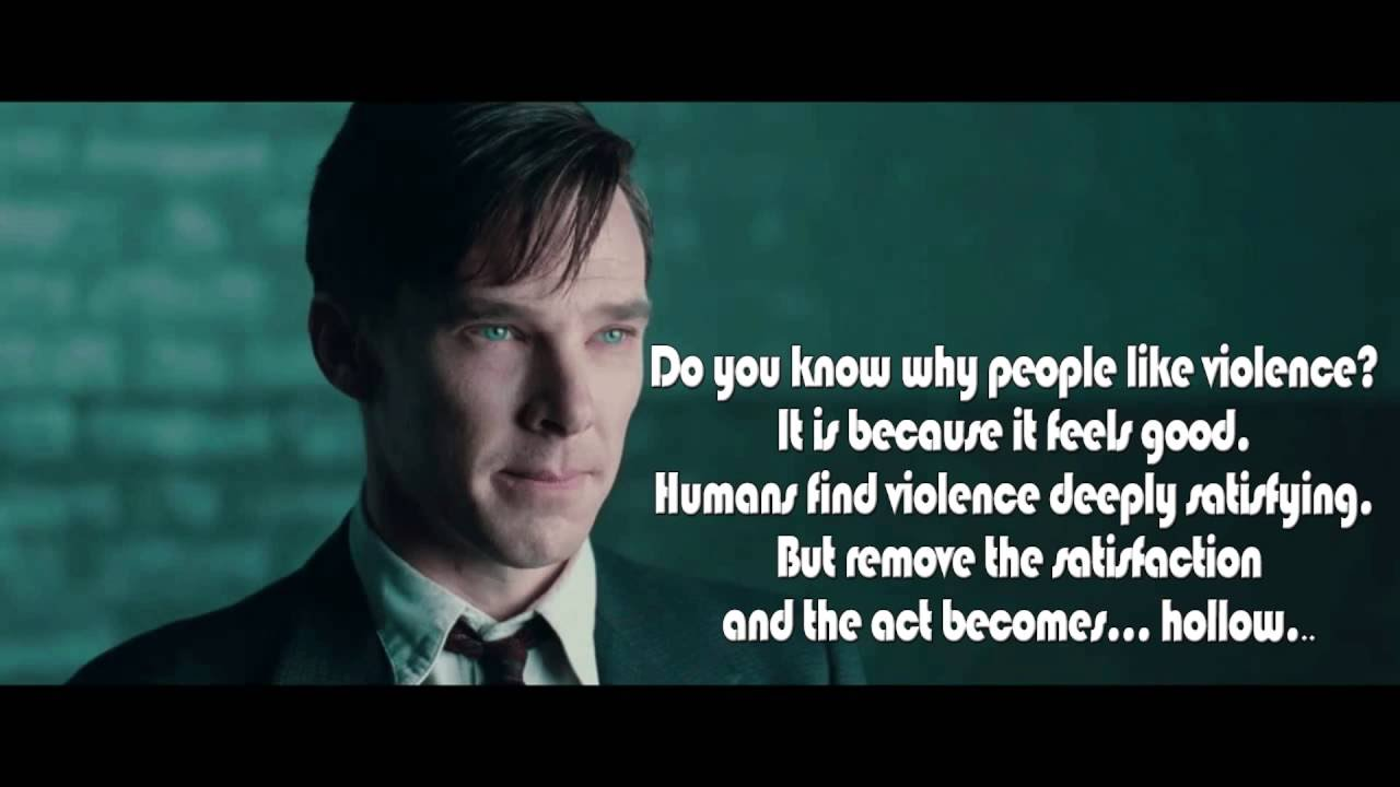 Inspirational Y Quotes From The Imitation Game Youtube