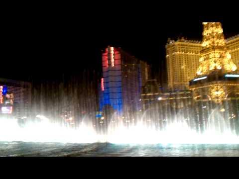 video using the HTC EVO 4G 720P. Las Vegas