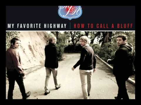 walking on a wire - My Favorite Highway