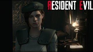 Resident Evil HD Remaster - Jill Valentine (Neptune killed me)