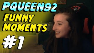 Pqueen Funny Moments #1