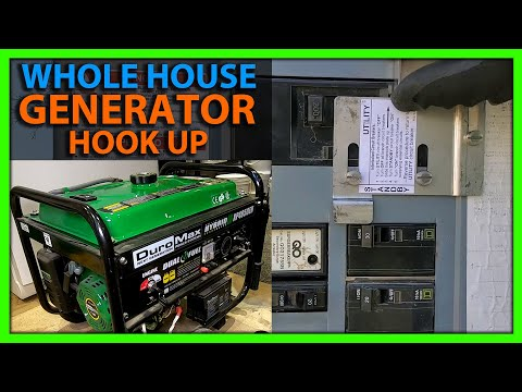 Generator Hook up in a Power Outage from YouTube · Duration:  18 minutes 54 seconds
