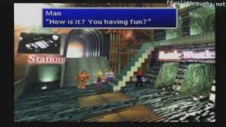 Final Fantasy VII - 032 - Golden Saucer & Mog House Mini-Game