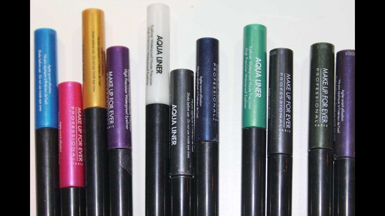 makeup forever aqua eyeliner saubhaya makeup. Black Bedroom Furniture Sets. Home Design Ideas