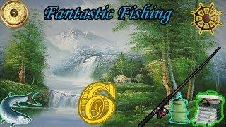 Fantastic Fishing серія #6 Ловимо рибу для Лабораторії