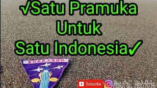 • LIRIK • MARS JAYALAH PRAMUKA JAYALAH INDONESIA