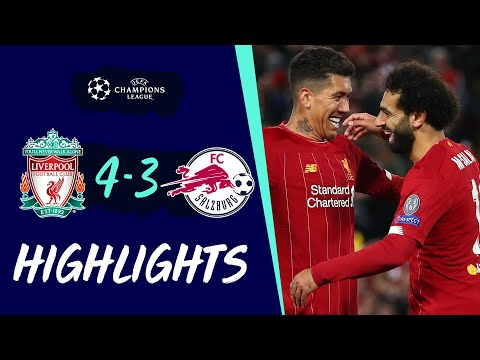 Liverpool Vs Man City Latest Goals