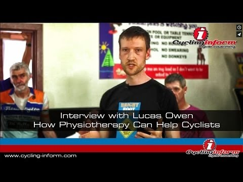 How Physiotherapy Can Help Cyclists - Interview with Lucas Owen