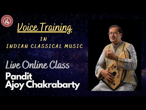 Voice Training - Online Class