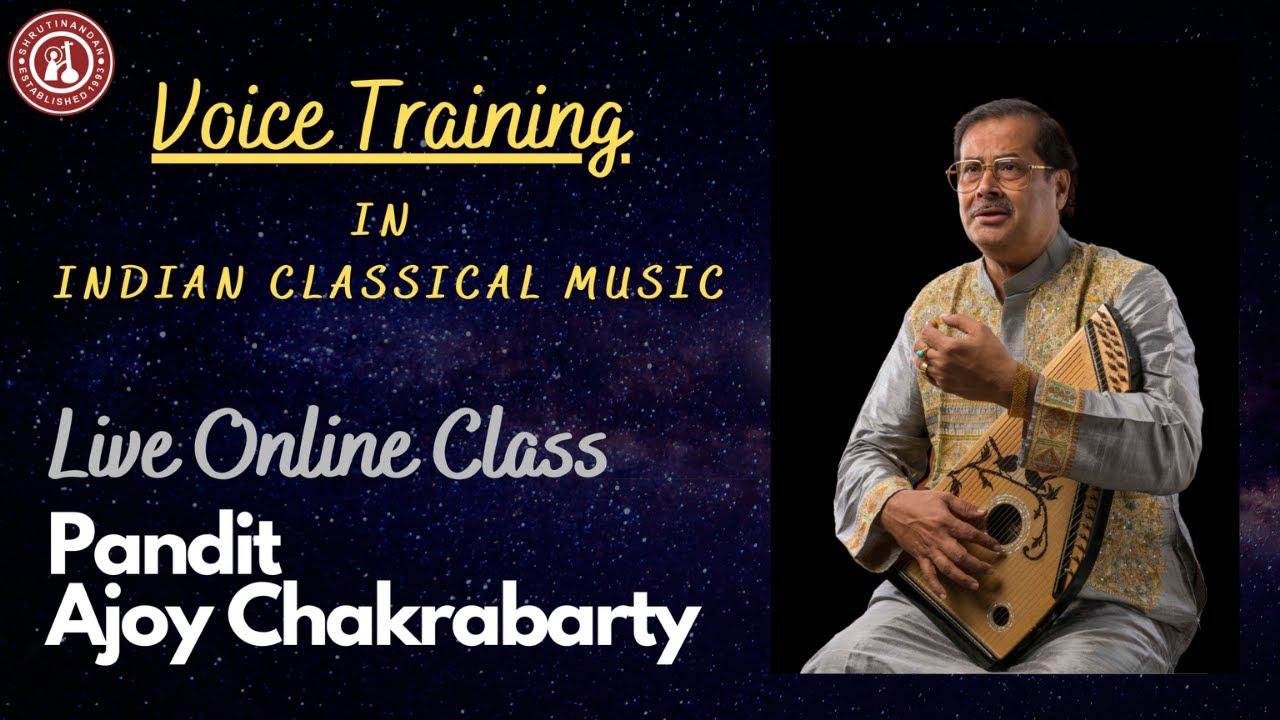 Voice Training - Online Class Exclusive - Surdarshan
