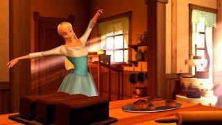 Video Barbie of Swan Lake -  Odette dancing in the village bakery download MP3, 3GP, MP4, WEBM, AVI, FLV Juni 2018