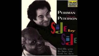 Oscar Peterson Itzhak Perlman  Mack The Knife