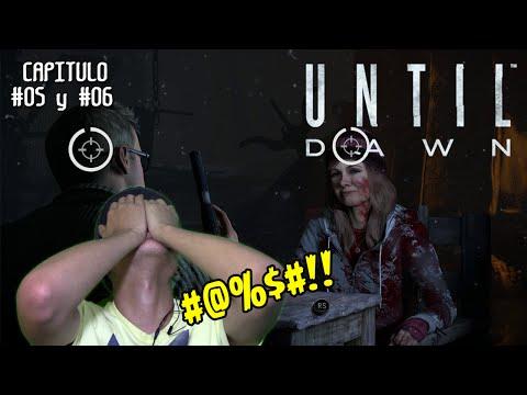 CONDENADO JUEGO!!! | UNTIL DAWN [#03]