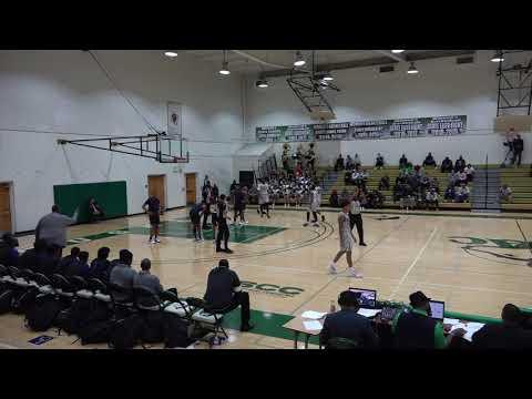 2019-2020 East Los Angeles College vs. LA Trade Tech Men's Basketball