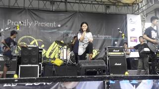 GOOD FRIENDS - Intro + Aku Bisa (Cover AK-Flannela) Live in SMAN 11 Tangerang