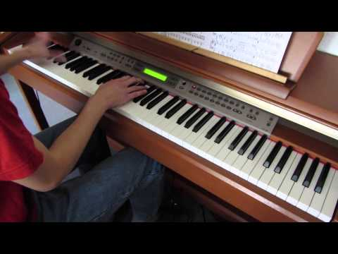 Knife Party - Rage Valley (Piano Cover) [SHEET MUSIC]