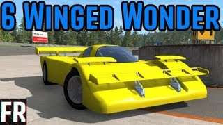 Automation/BeamNG Drive - 6 Winged Wonder - Autocross #14