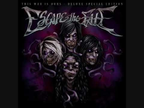::* Escape The Fate - Zombie Dance:] *:: WITH LYRICS [HQ]