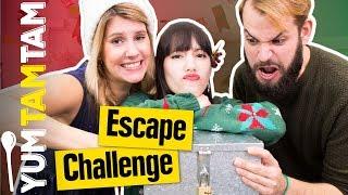 Fällt WEIHNACHTEN dieses Jahr aus? // Weihnachts-Escape-Challenge // #yumtamtam
