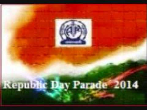 Running Commentary on Republic Day Parade and Cultural Pageant 2014 English