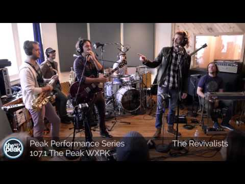 The Revivalists | Peak Performance Series | 107.1 The Peak