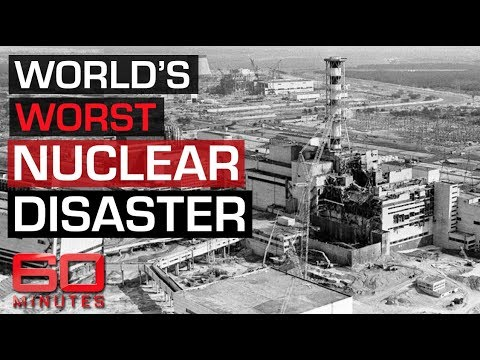 Chernobyl three months after disaster | 60 Minutes Australia