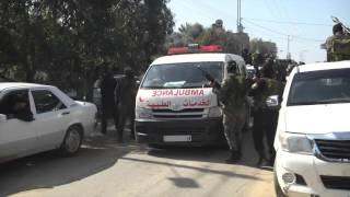 """كتائب القسام"""" تشيع جثامني من عناصرها قضيا في نفق بغزة thumbnail"""