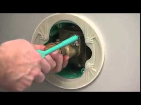 Hansgrohe Technical Tip: How To Exchange A Thermostat Control Unit   YouTube