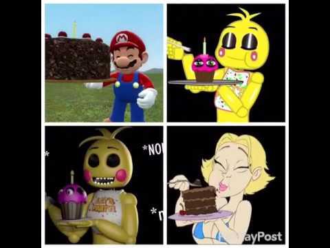 My favorite (Blank) wants cake
