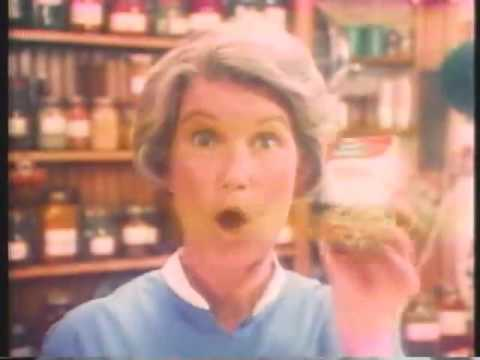 Barbara Bel Geddes 1976 Good Seasons Italian Dressing Commercial